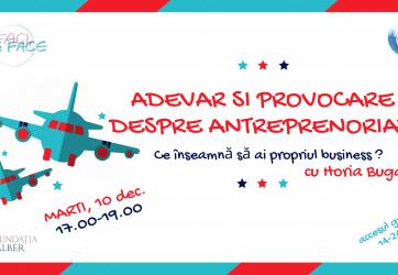 Cafeneaua tinerilor – Adevăr și provocare despre antreprenoriat